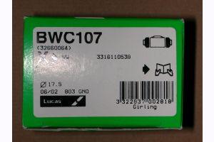Radbremszylinder VW  17,5 mm
